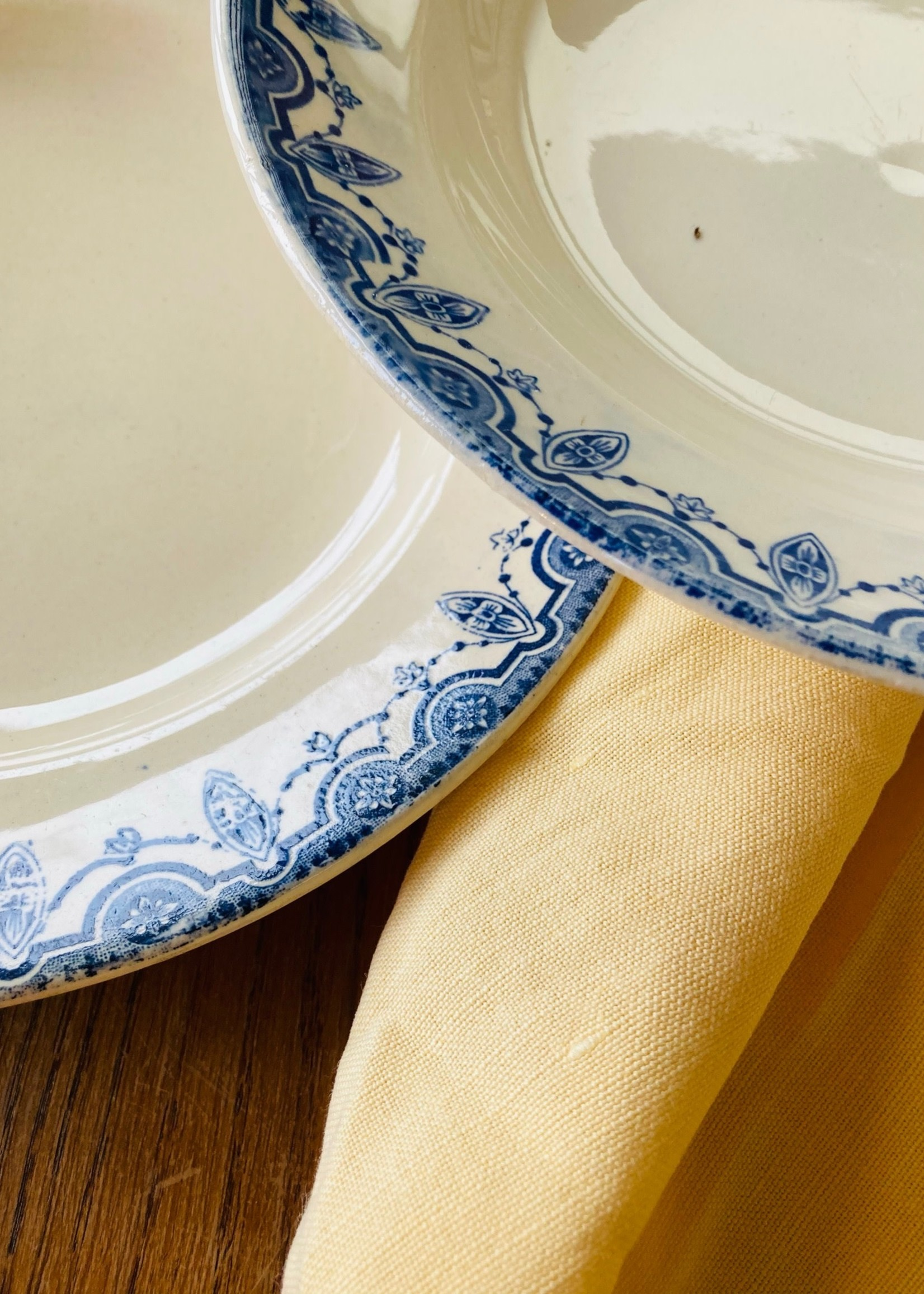 Deep plates Deco Clara Boch