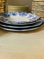 Small Plates Boch Dordrecht blue