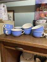 Coffee cup Blue Orléans by Villeroy & Boch without plate