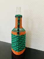Seventies bottle with Scoobidoo decoration and