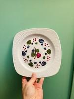 Large plates in Limoges porcelain deco Haveland