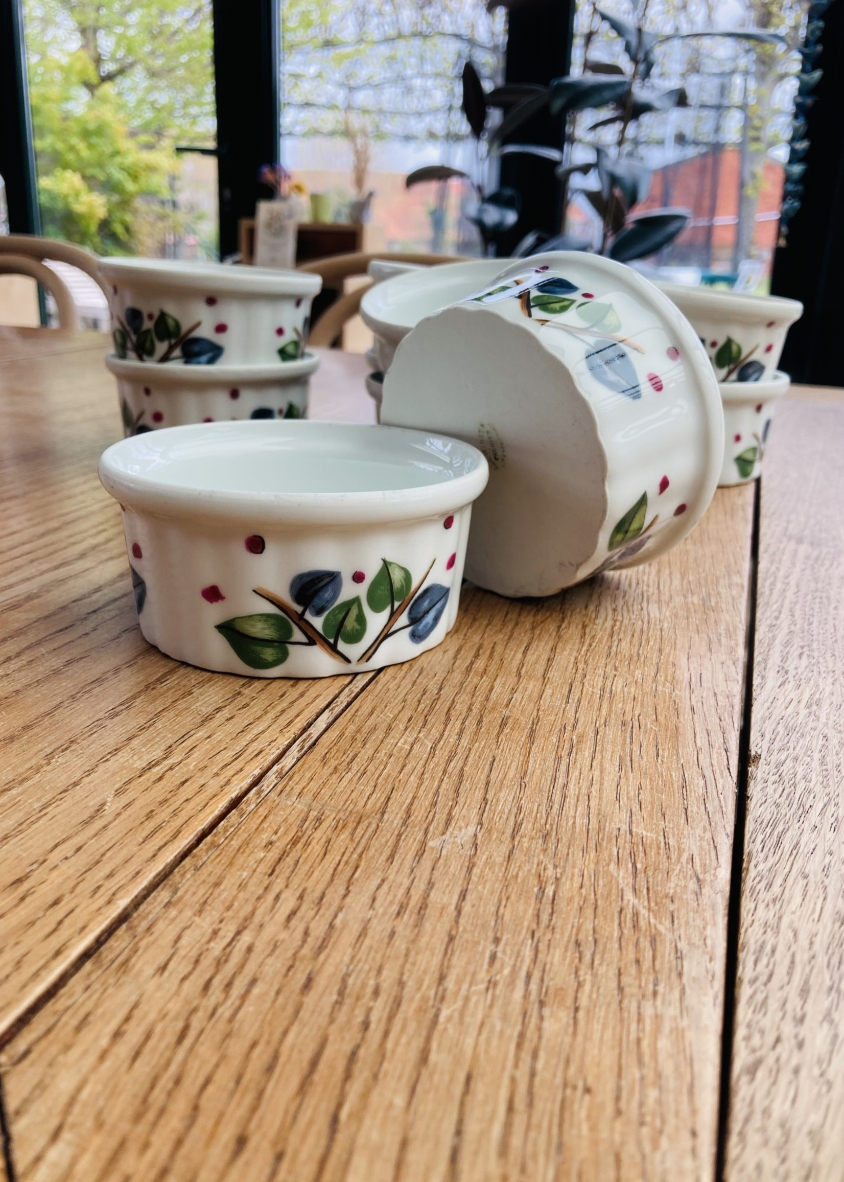 Small ovenpots limoges decor Haveland