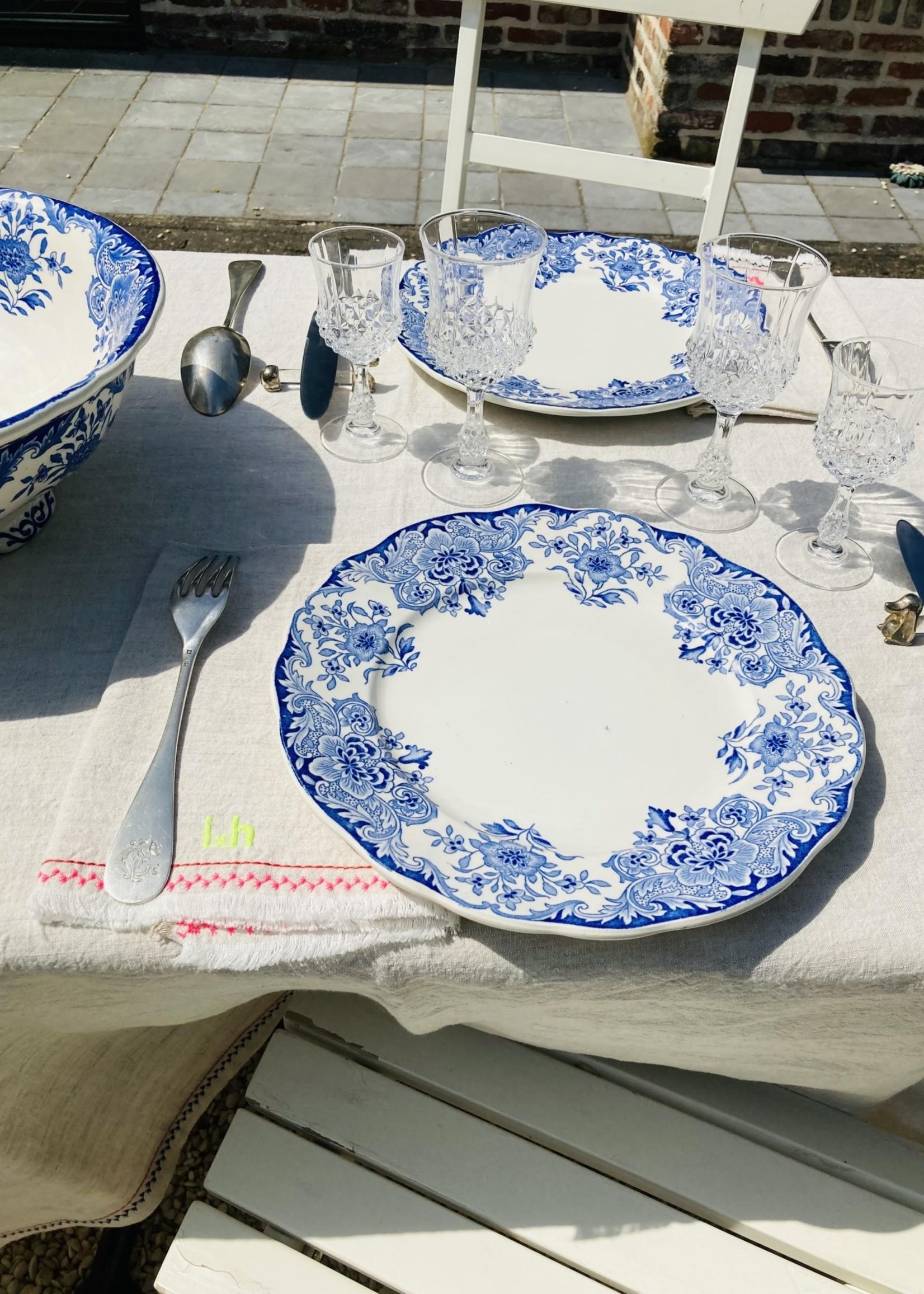Large Plates Dordrecht by Boch