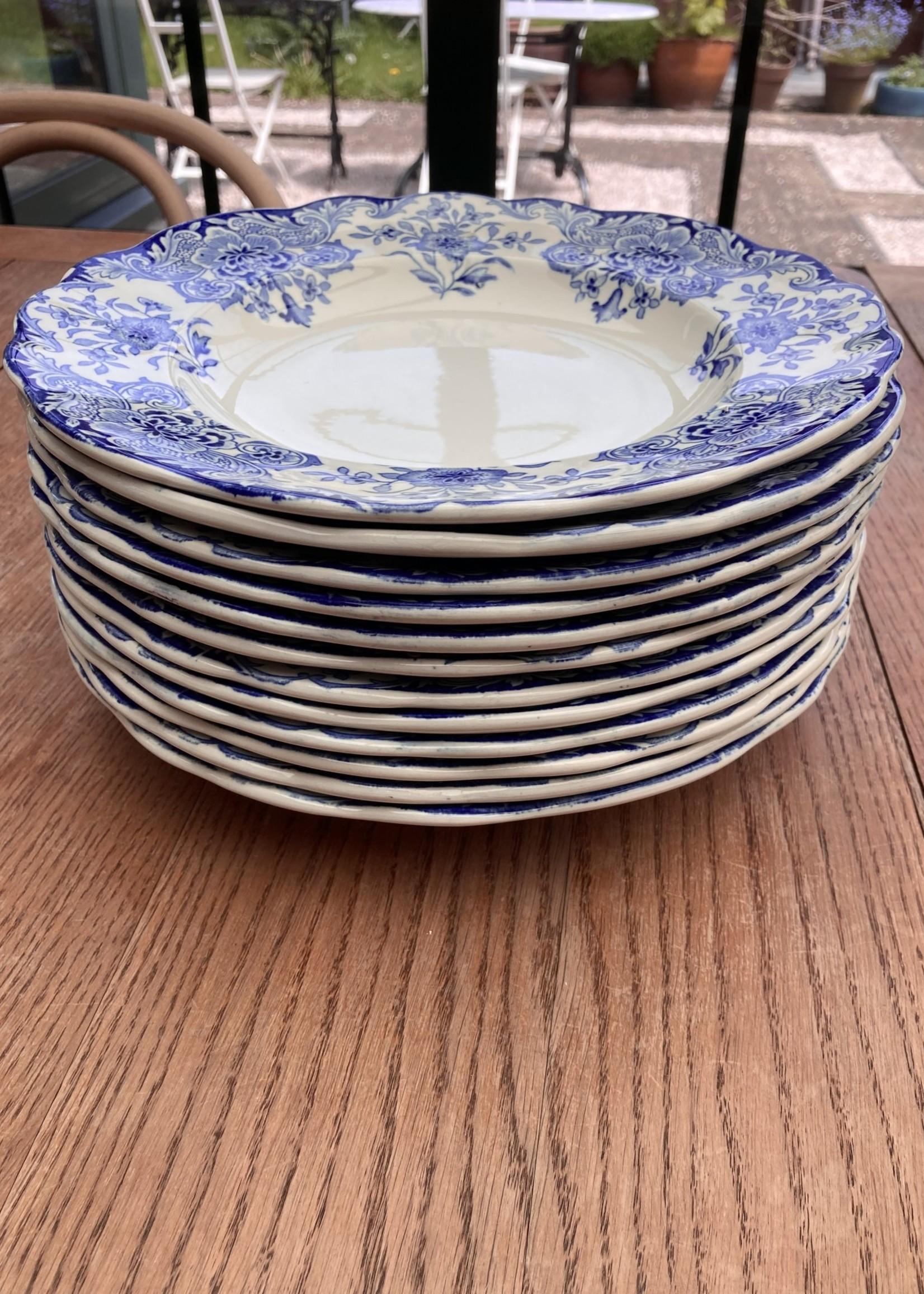 Deep plates Dordrecht by Boch