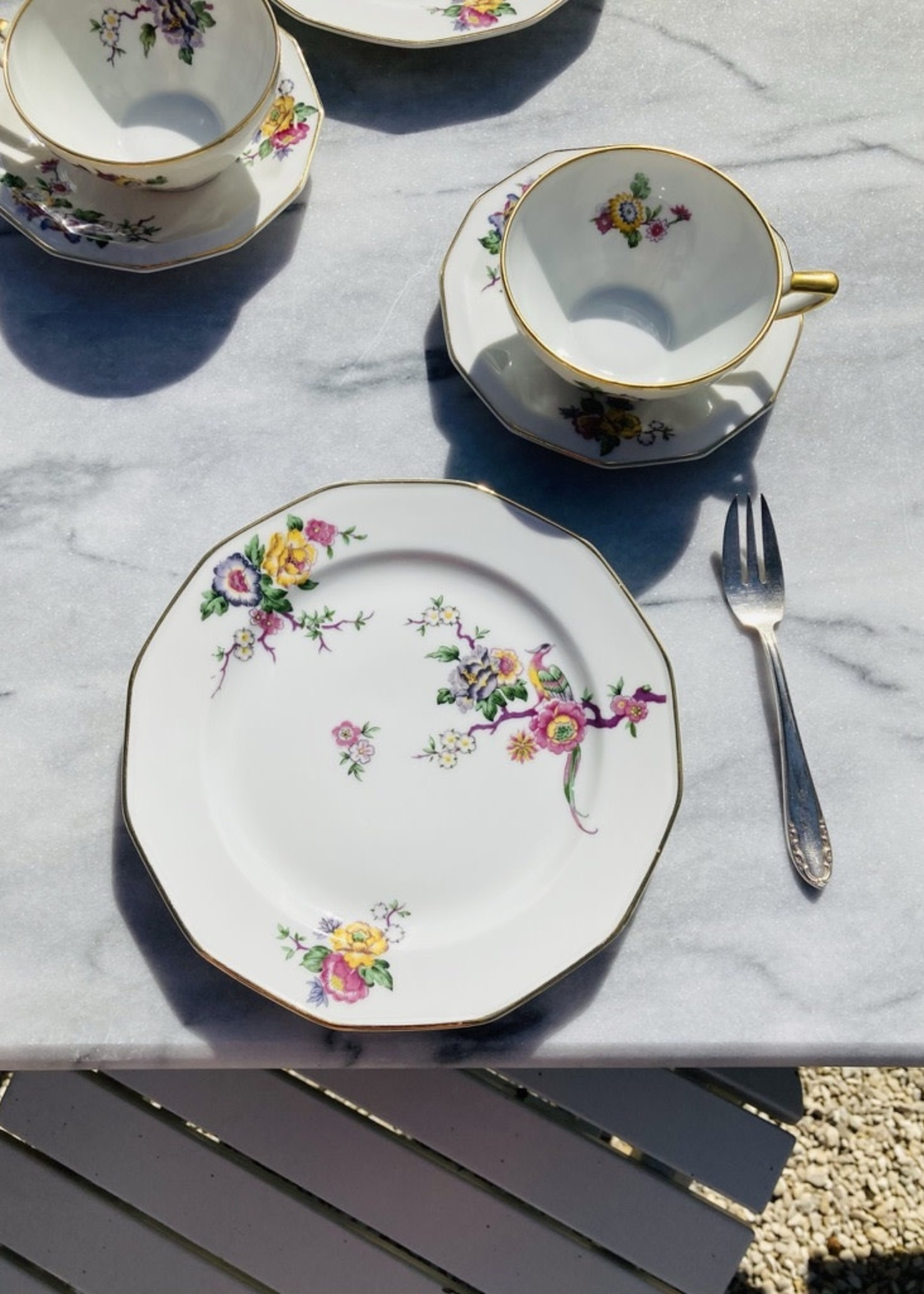 Small plates or Dessert plates from Cerabel Gand