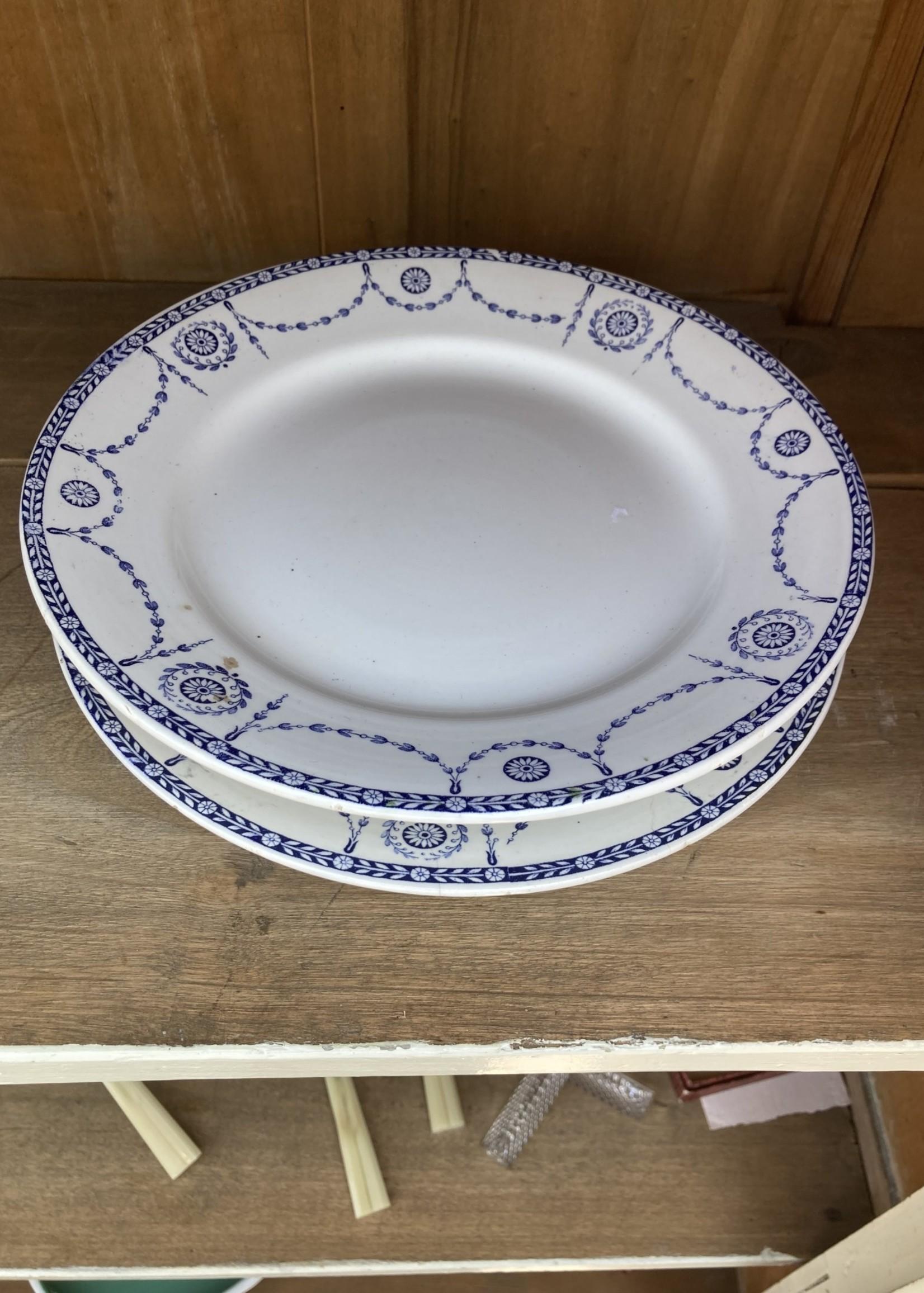 Ceramic Compotier model Bonaparte from Luneville