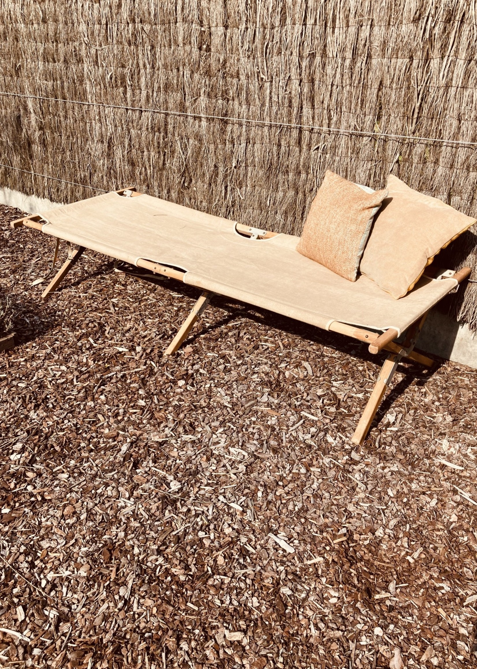Old Campbed from US Army 1940