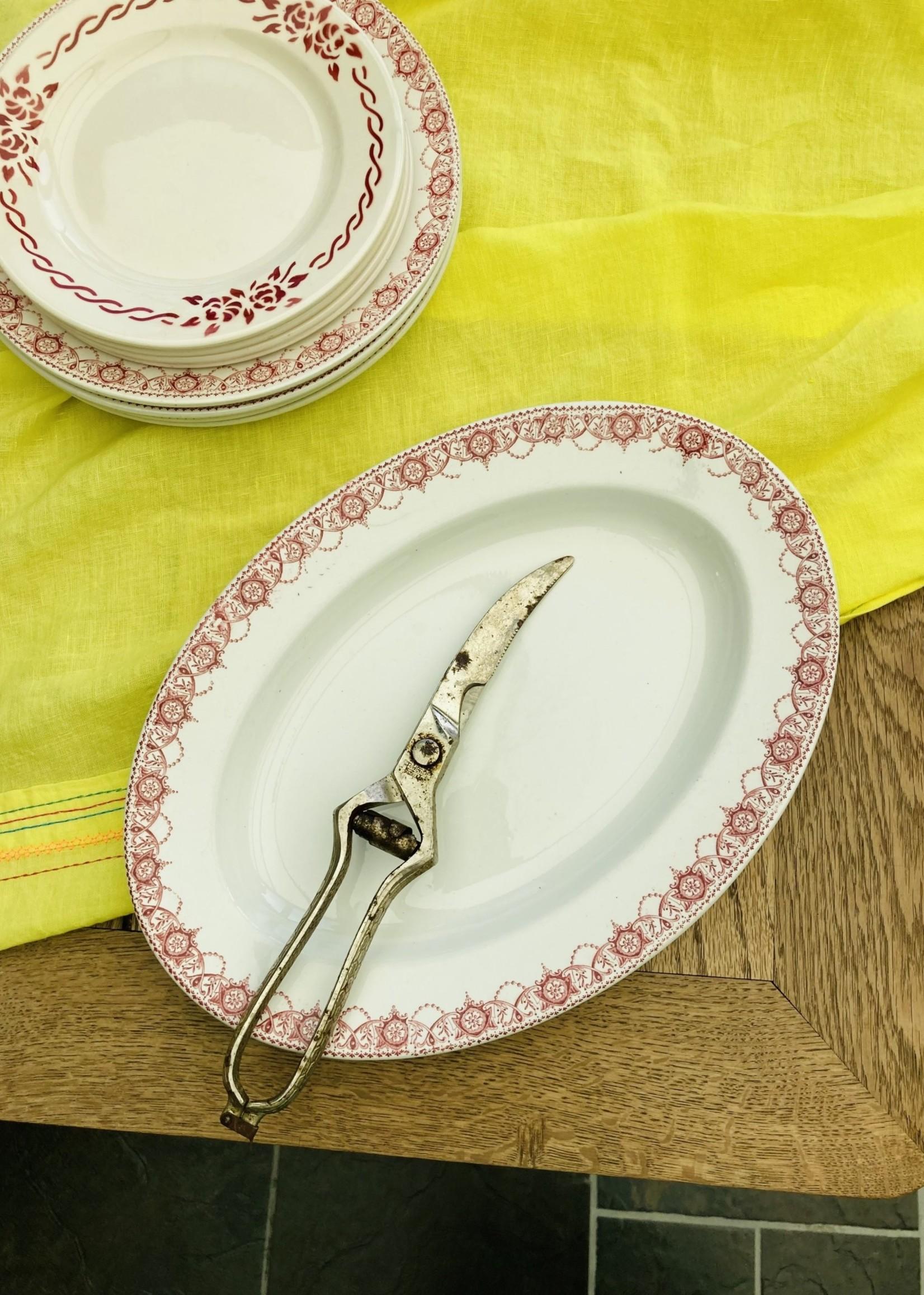 Oval Dish from Boch model Ramona