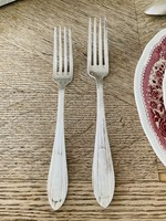 Silver plated Middle sized fork