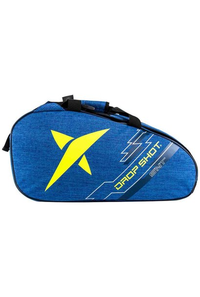 Racket Back Essential Blue - Yellow