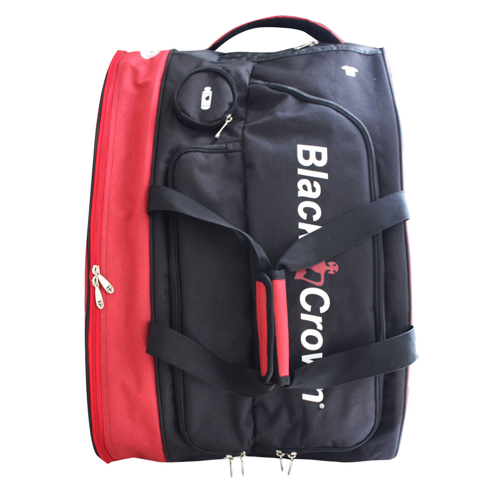 Black Crown Calm Bag Rood-2
