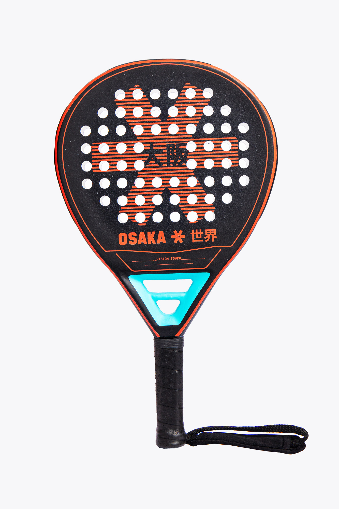 Osaka Vision Power - Oxy Red-1