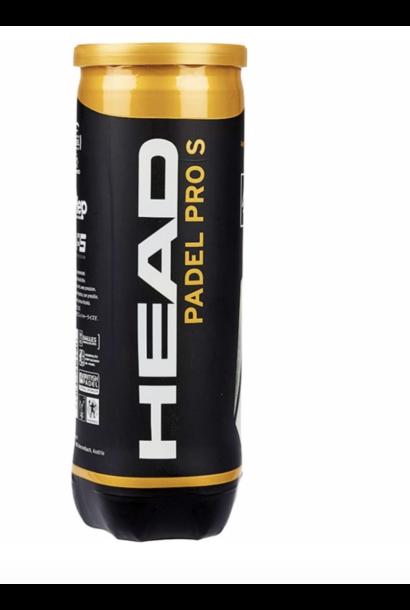 Head Padel Pro S Balls