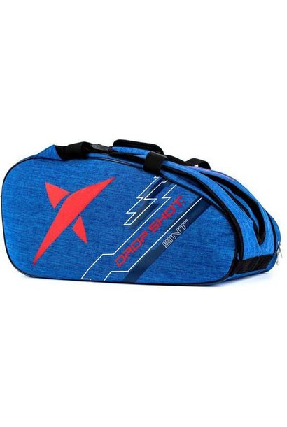 Racket Back Essential Blue - Yellow - Red