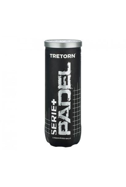 Tretorn series+ padel balls