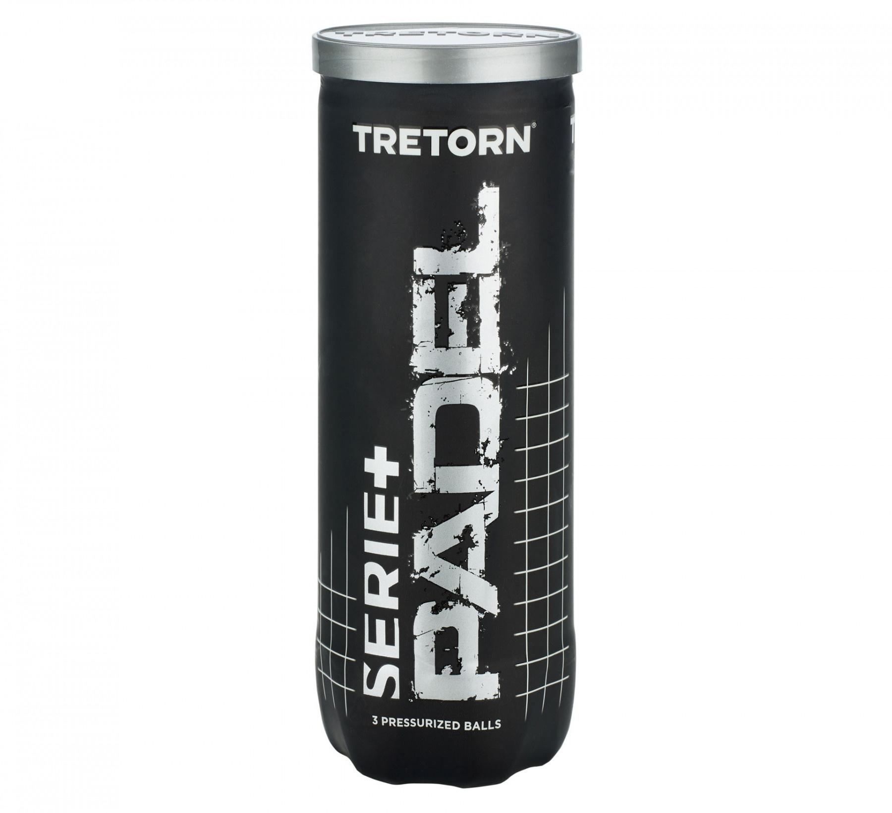 Tretorn series+ padel balls-1