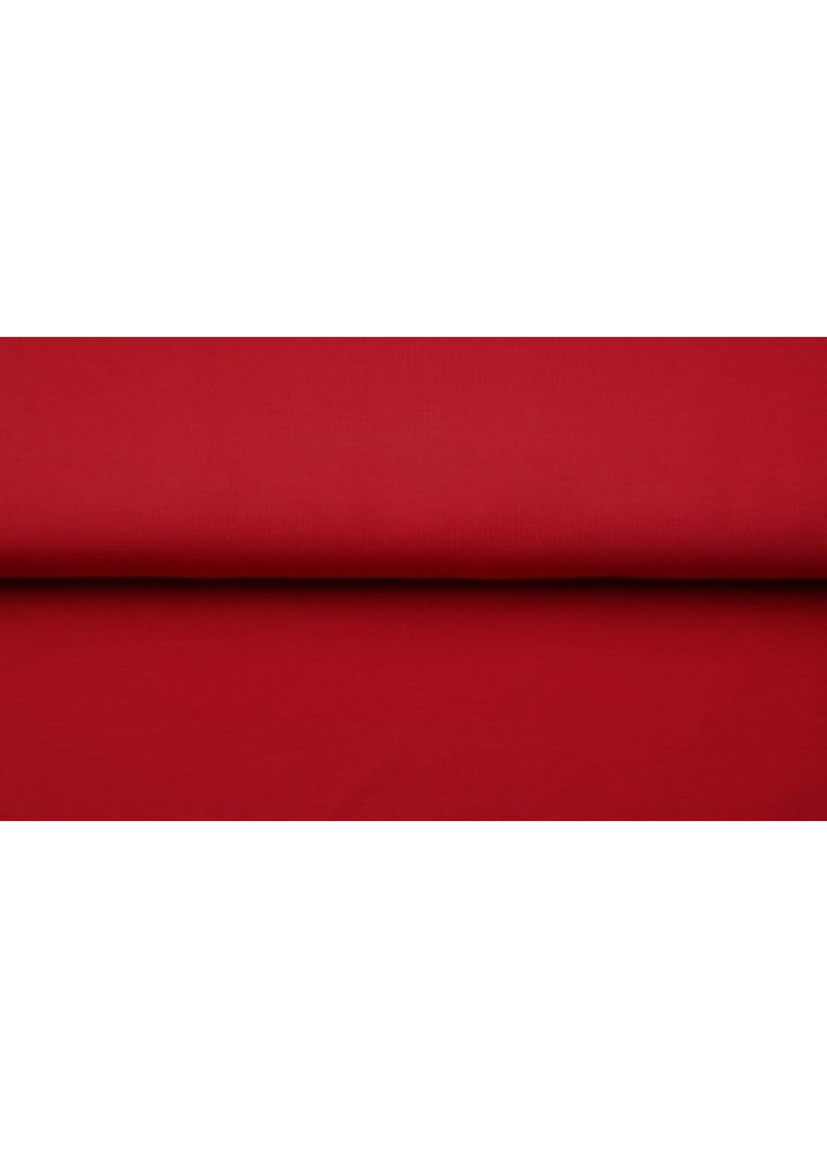 Stenzo Boordstof donker rood