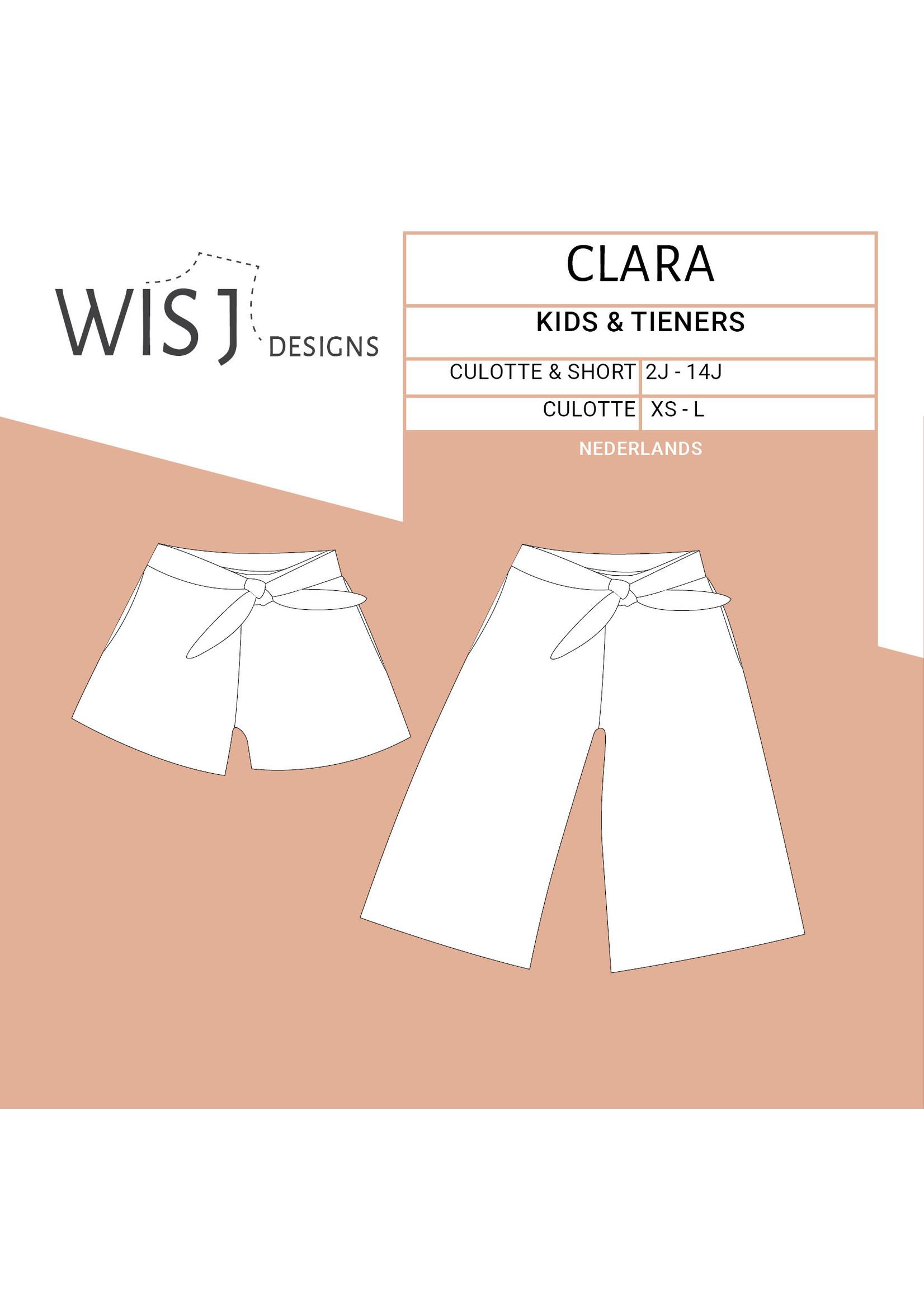 Wisj Designs Clara wisj
