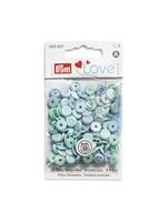 Prym Love Colorsnaps blauw 601