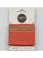Designed for you by Poppy Cuffs roze/goud