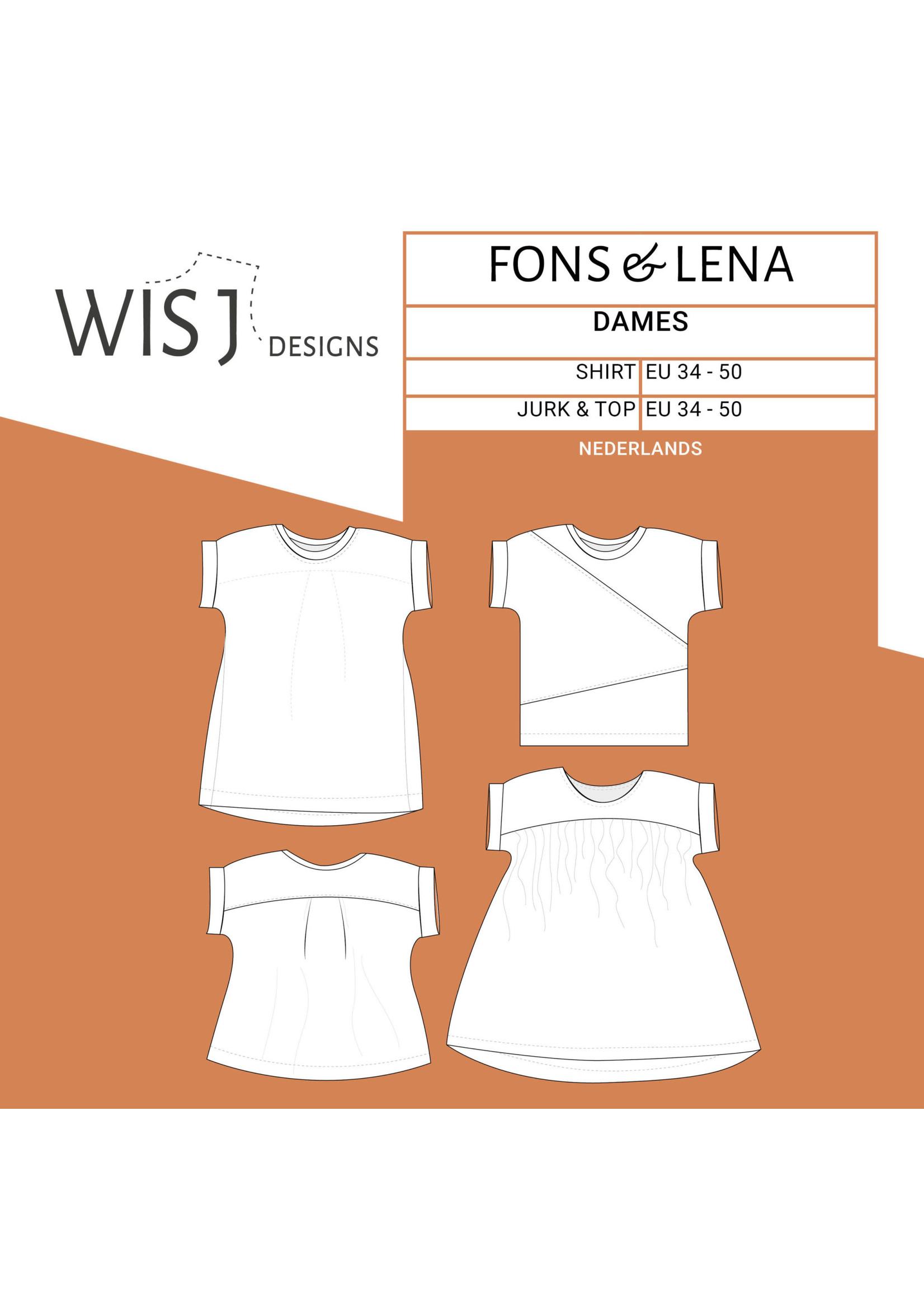 Wisj Designs Fons & lena dames