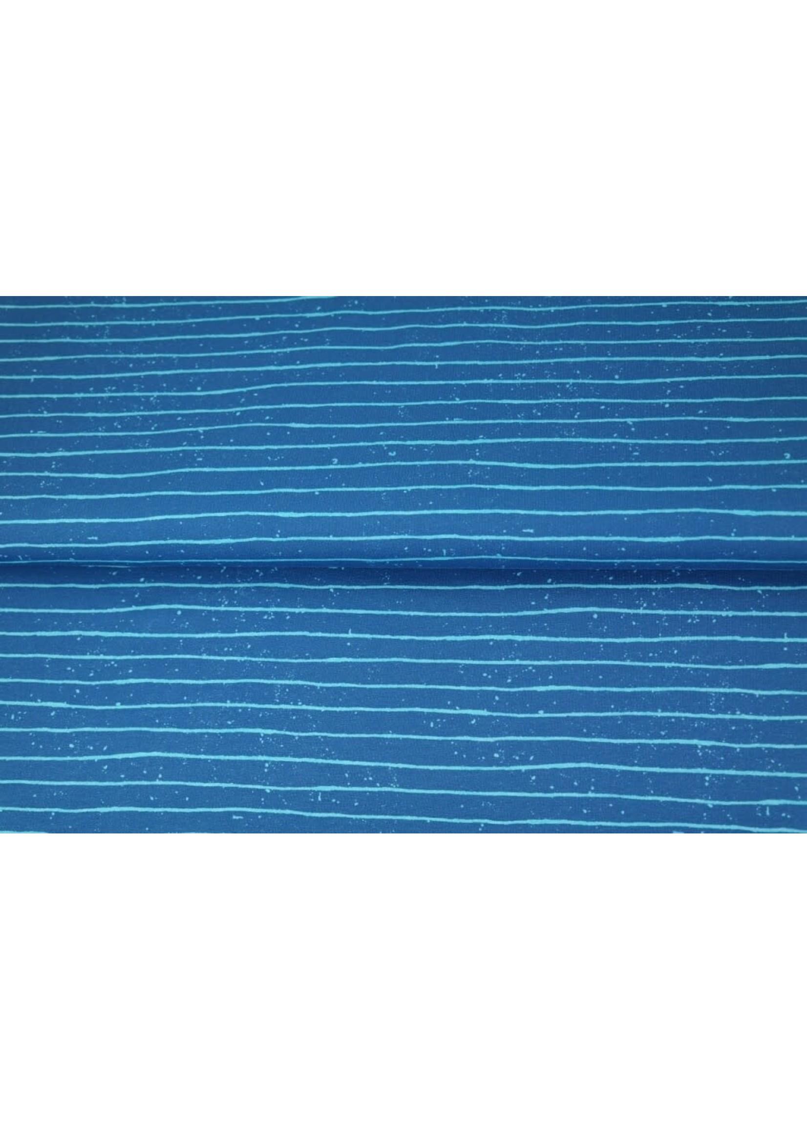 Stenzo Giraffe Stripes Blauw