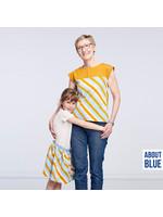 About Blue Fabrics Greentown pattern