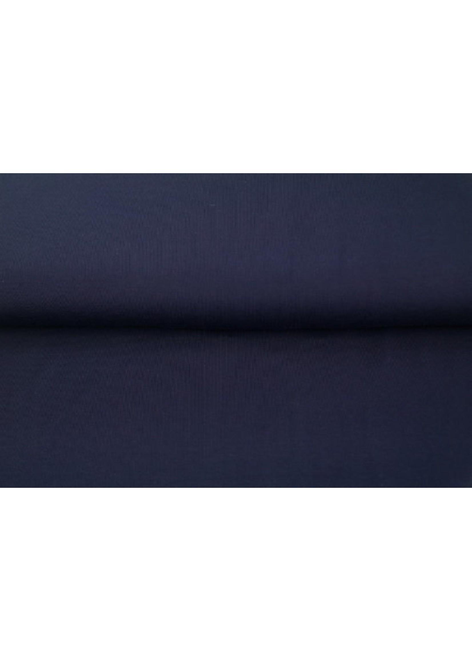 Stenzo Katoen donkerblauw