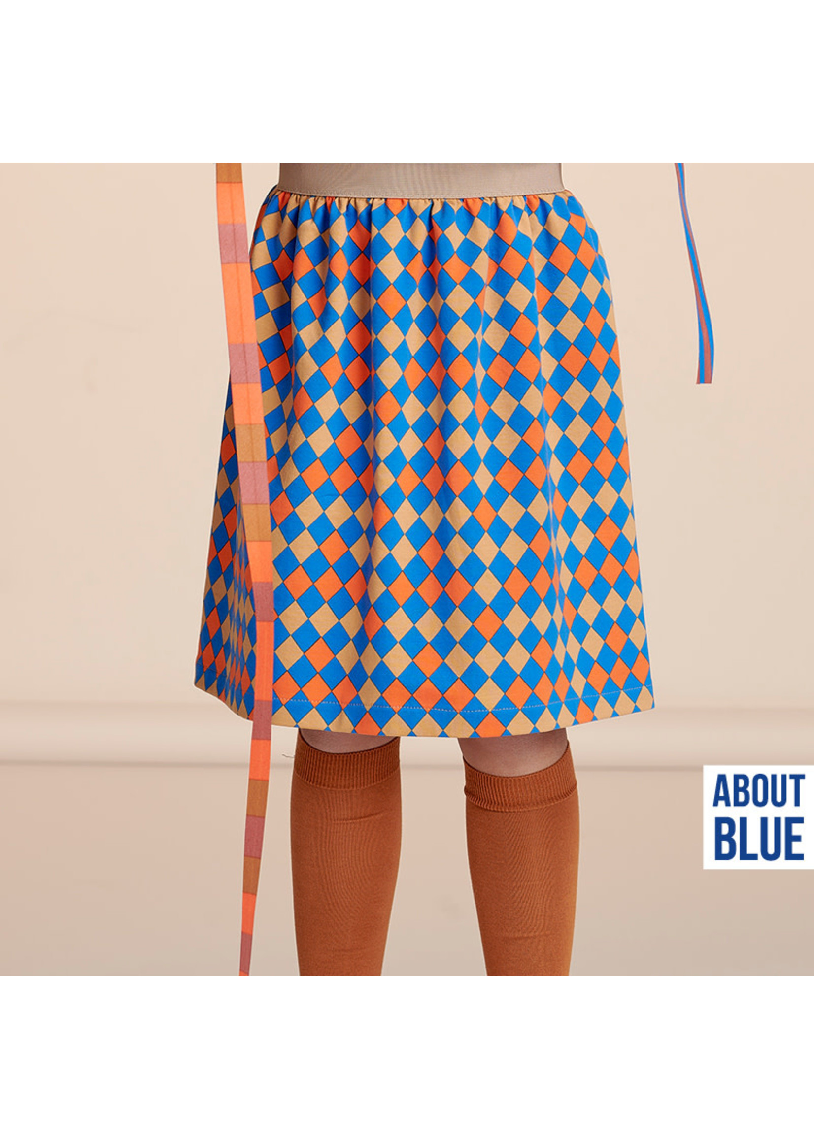 About Blue Fabrics Life is a circus - hey harlequin