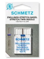 Schmetz Machinenaald tweeling stretch 75-4.0