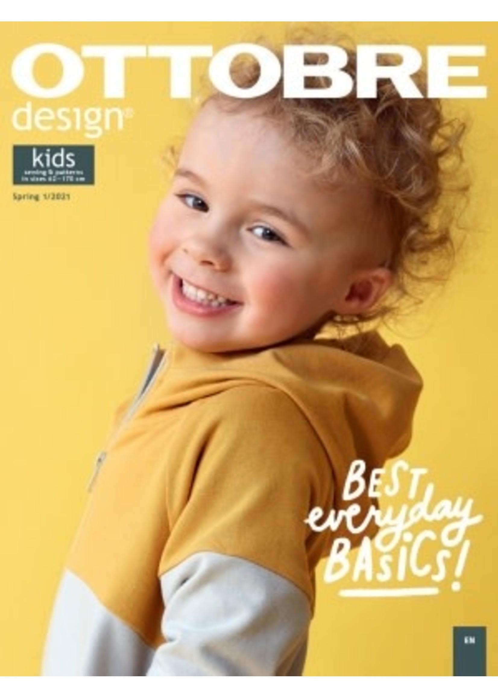 Ottobre Ottobre Kids Lente 1/2021