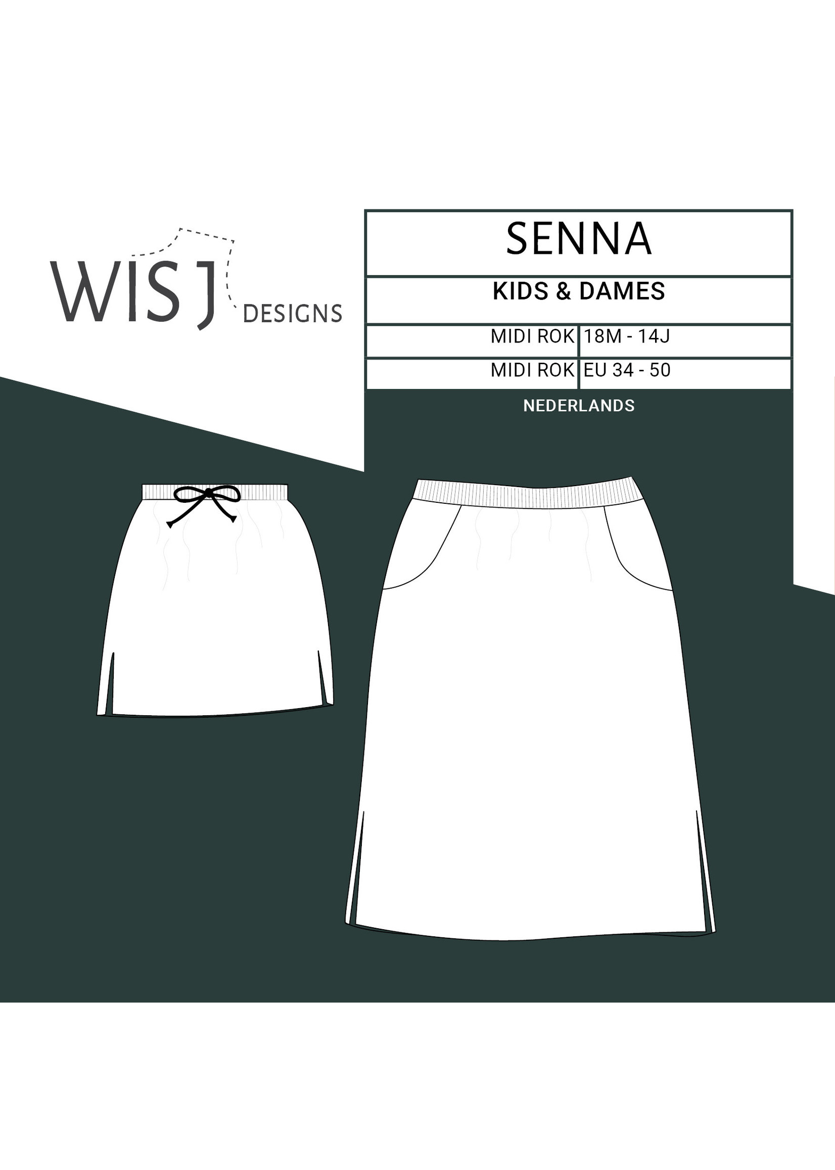 Wisj Designs Senna wisj