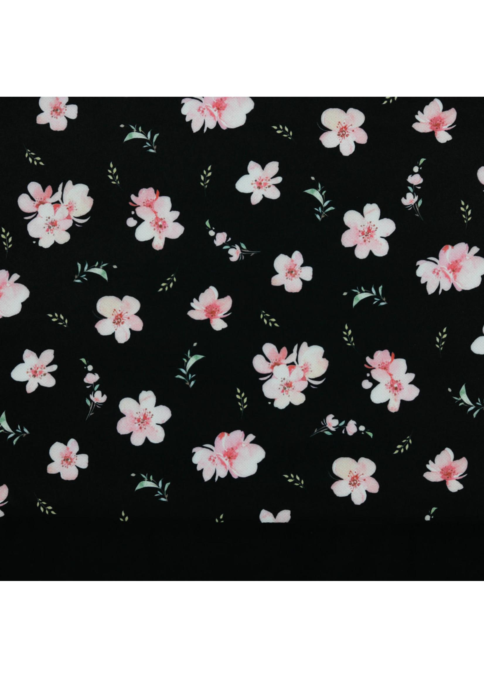 Designed for you by Poppy Softshell Digital Cherry Flowers