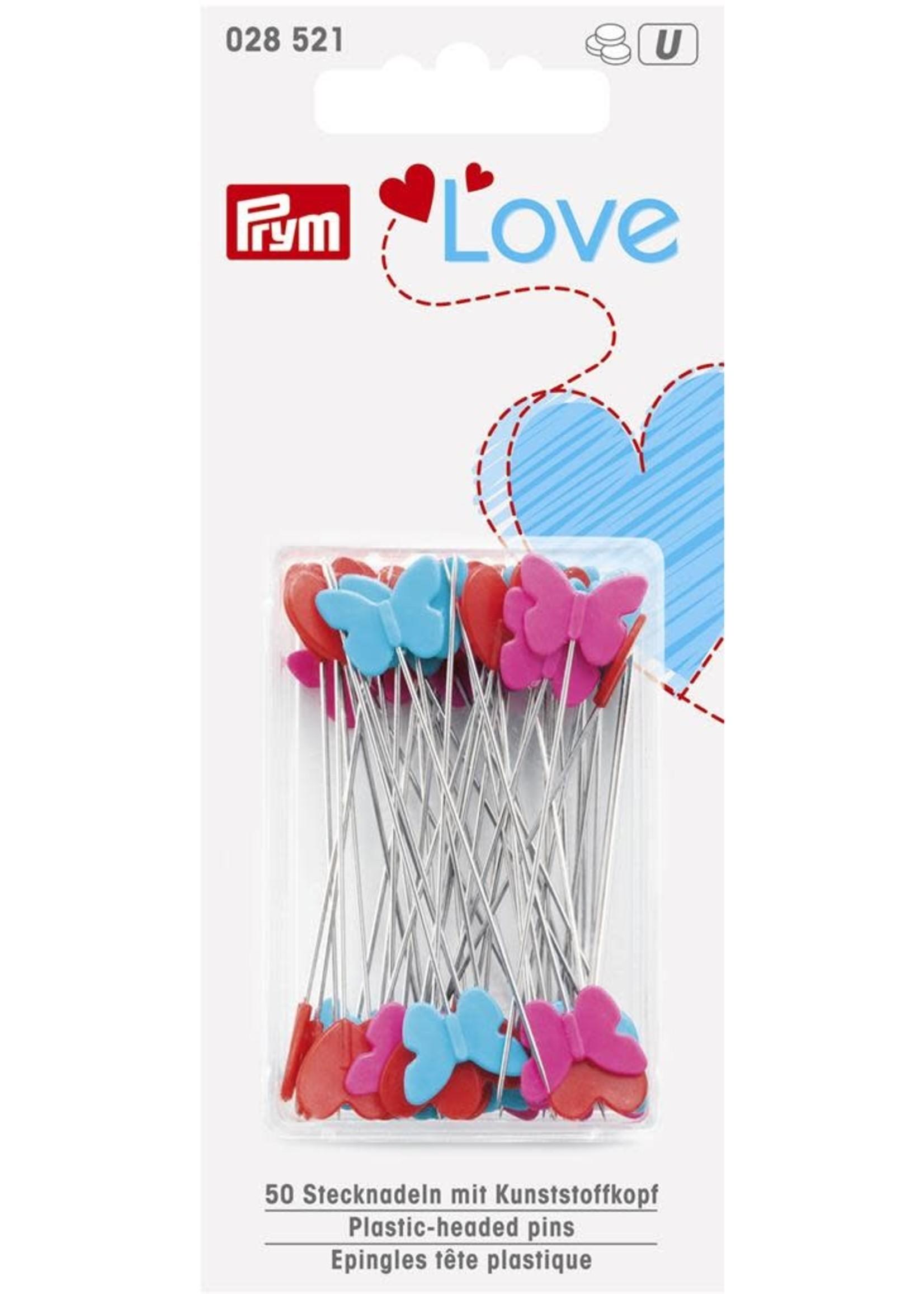 Prym Love Spelden plastic kop