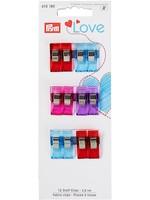 Prym Love Stof clips 2.6cm