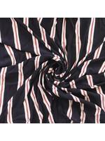 Viscose stripes