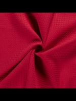 Nooteboom Textiles Wafelkatoen rood