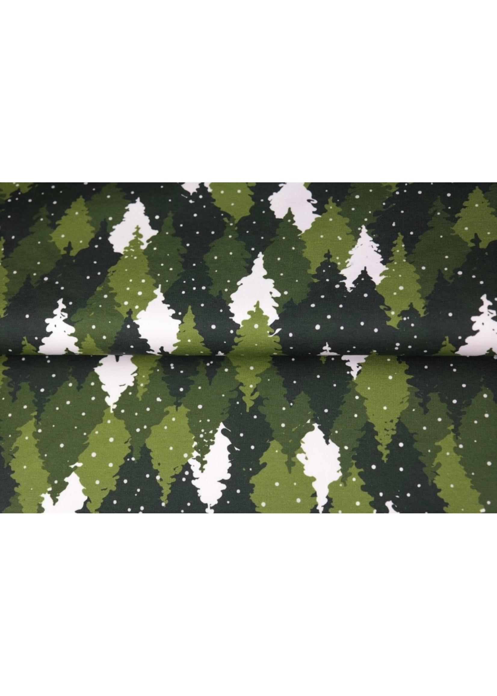 Stenzo Winter groen