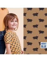 About Blue Fabrics Wonders of life - BULL