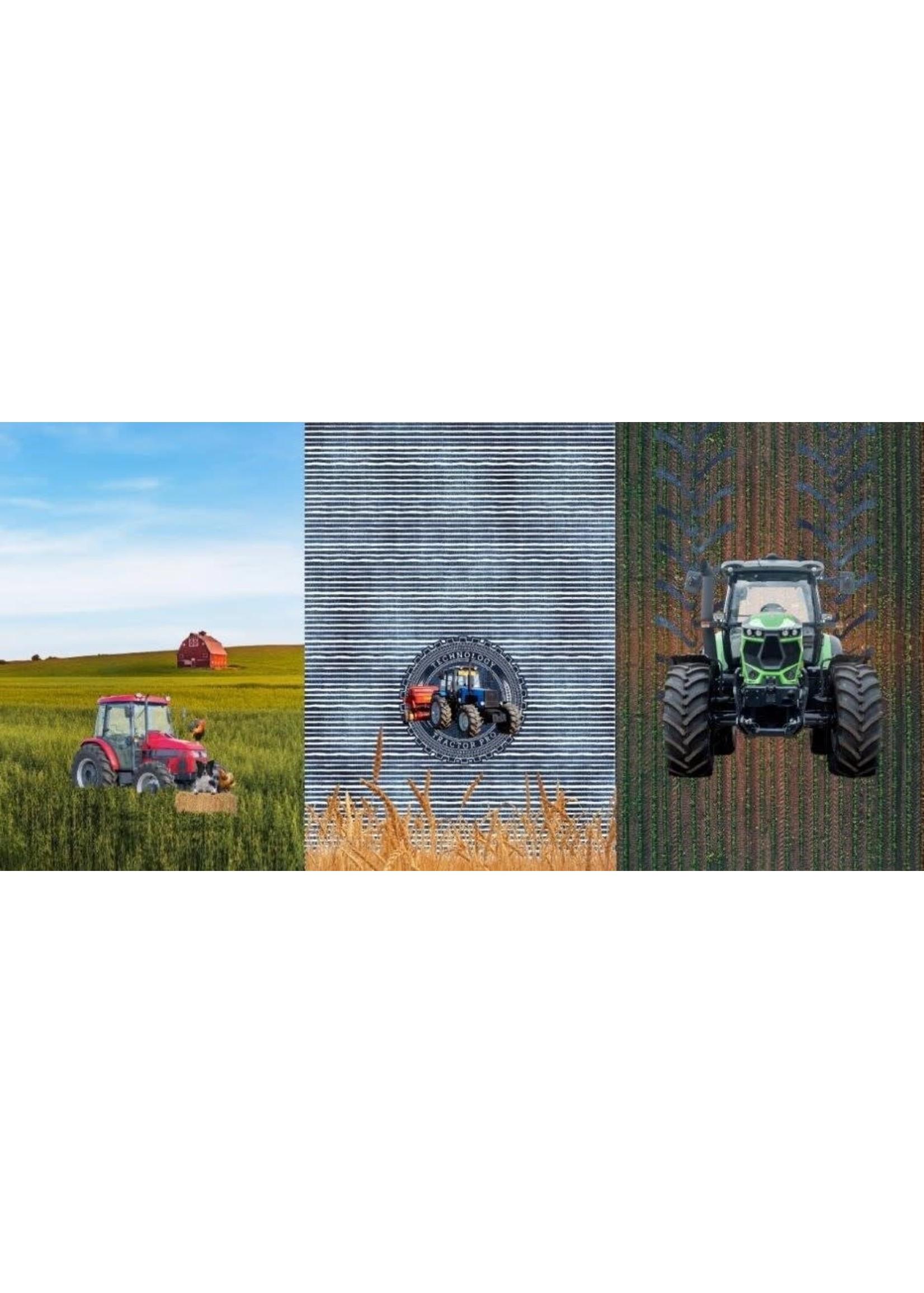 Stenzo Jersey paneel tractor