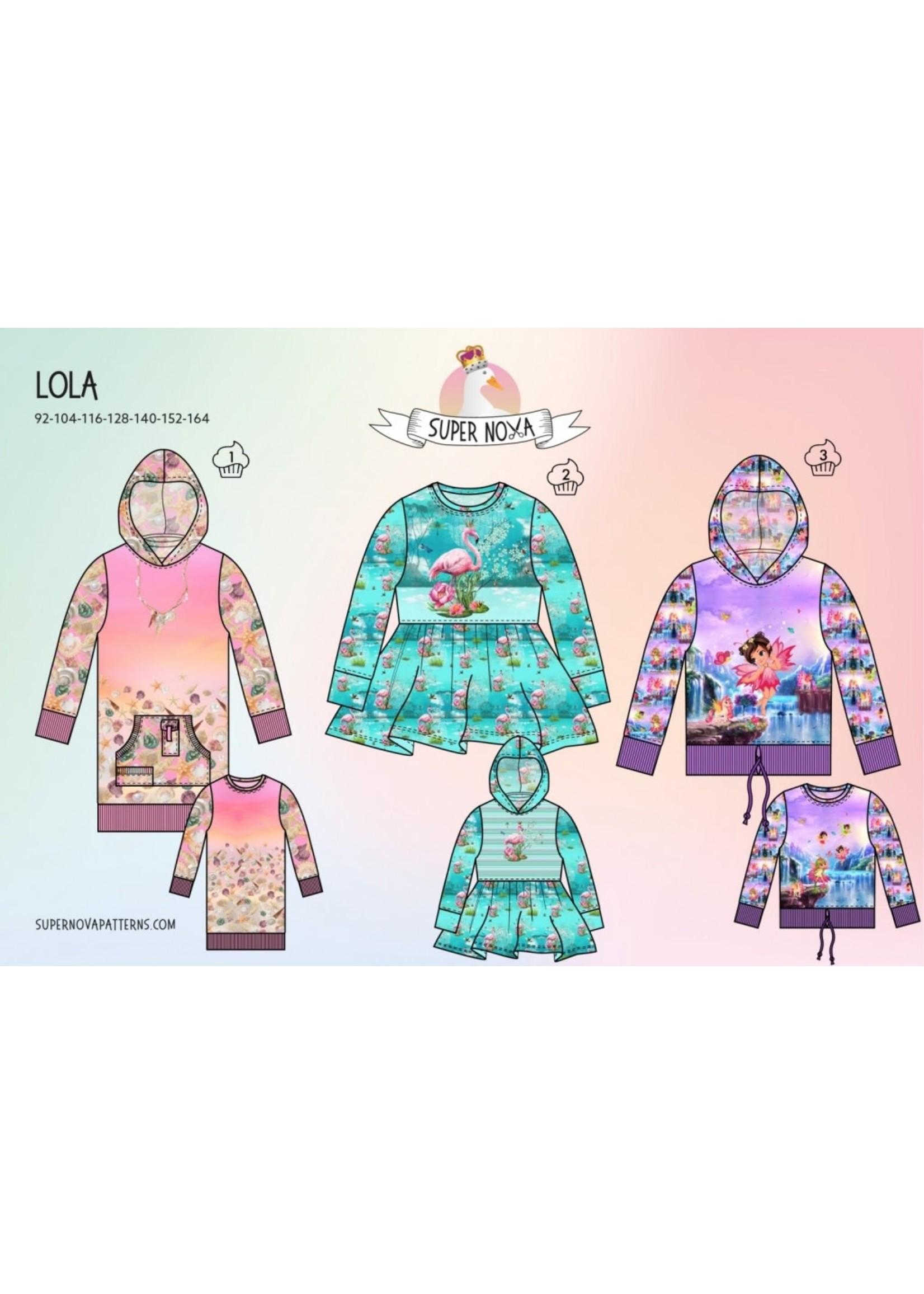 Super Nova Super Nova Lola