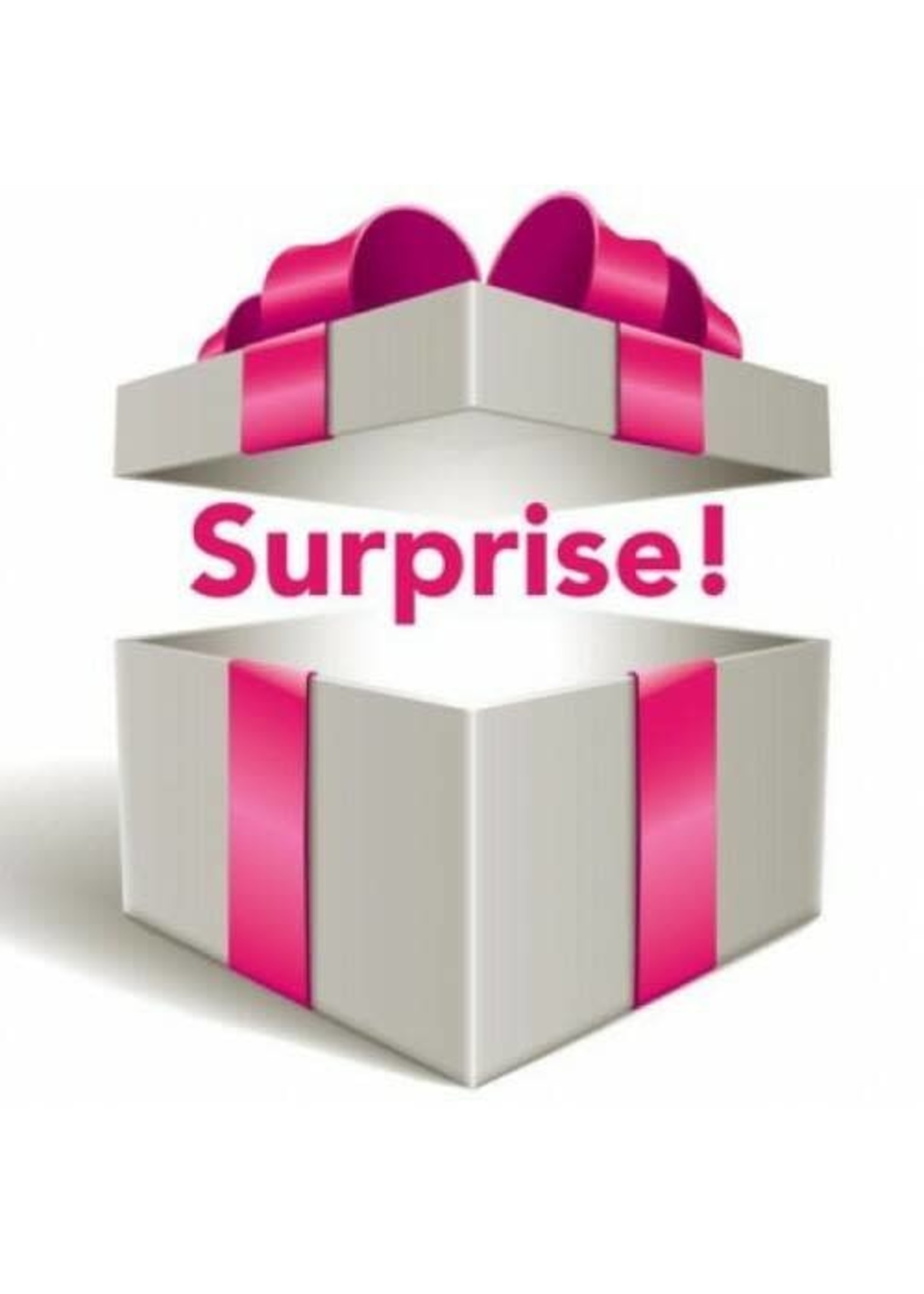 Surprise box french terry 5 meter