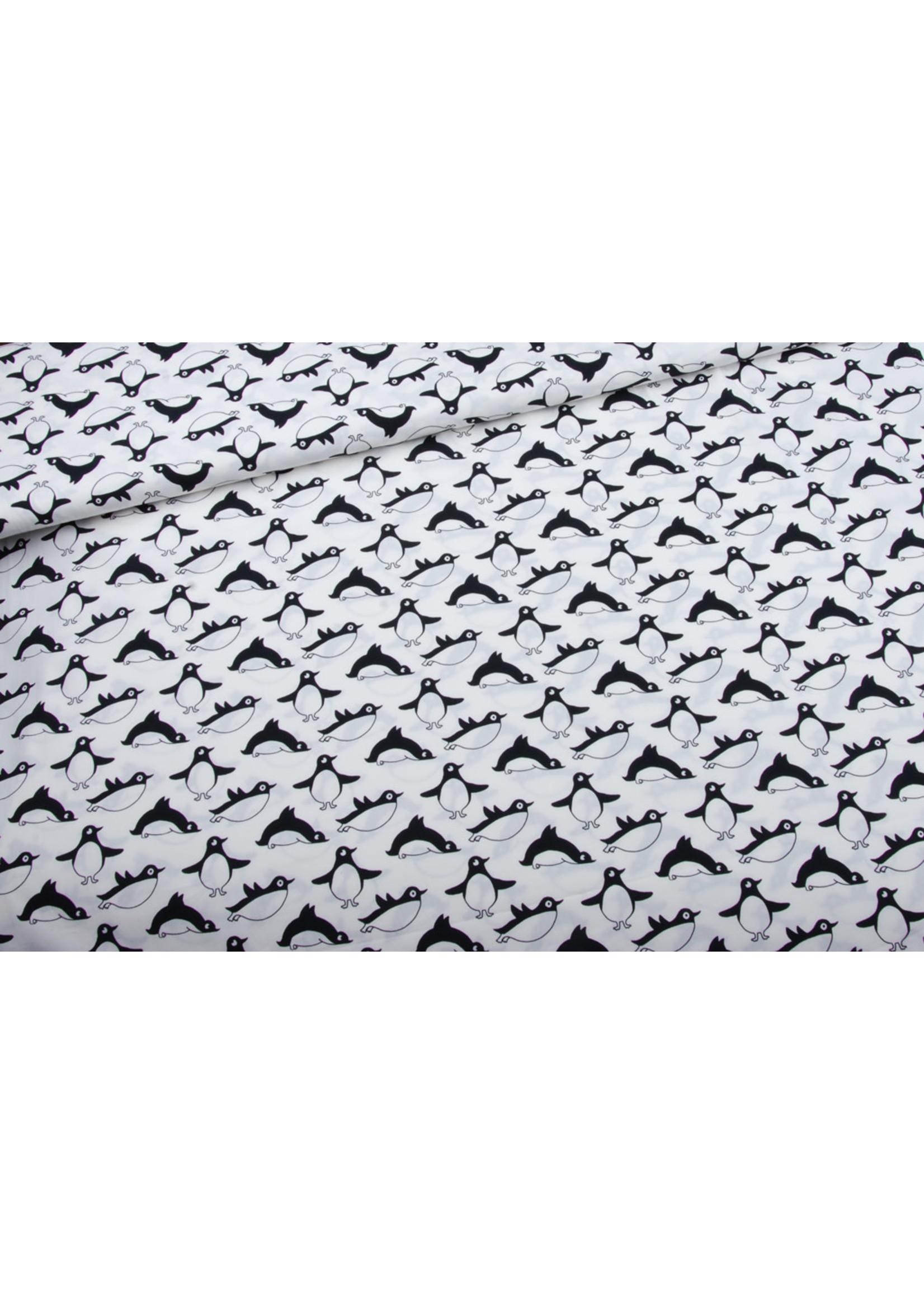 Eva Mouton Pinguin Cotton