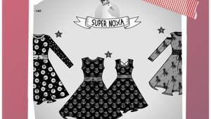 Gratis Super Nova patroon