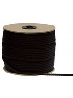 Koord zwart 5mm