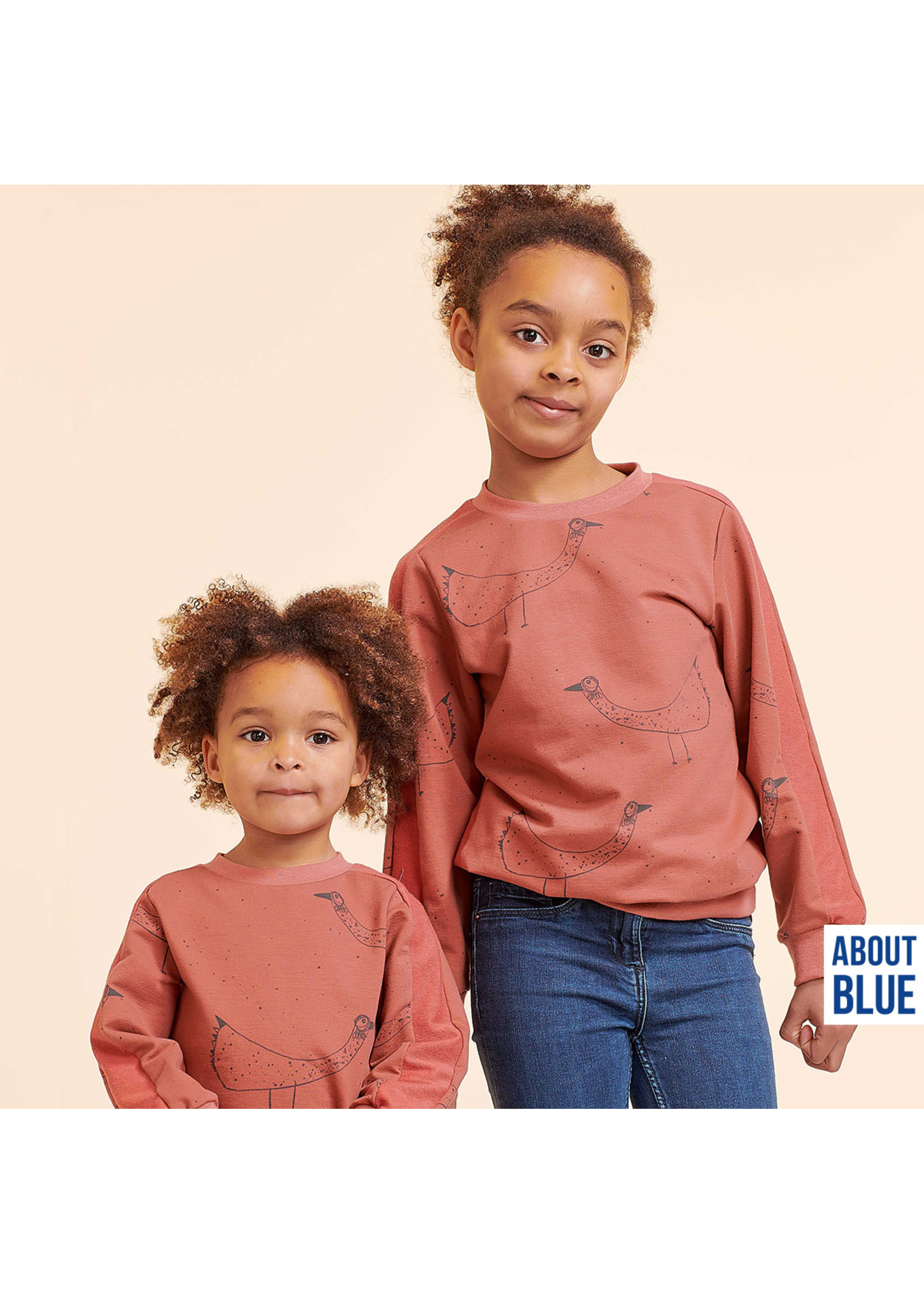 About Blue Fabrics All We Have Is Now - Hen House