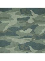 Sweat Camouflage Green