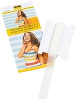 Vlieseline Naadband Flexibel 1.5cm wit