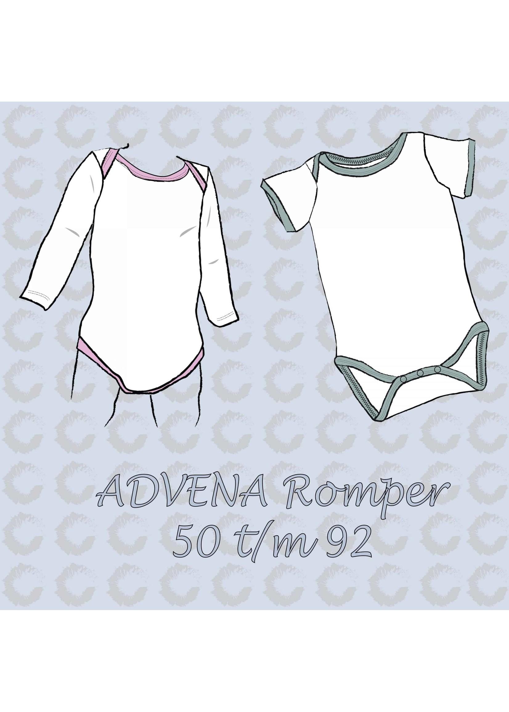 Workshop - Advena Romper (29/07)