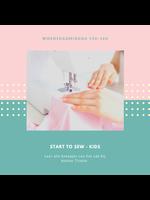 Start To Sew - Kids (Woensdagnammidag)